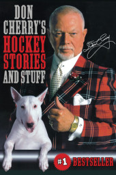 Don Cherry's Hockey Stories and Stuff Cover