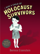 I Was a Child of Holocaust Survivors Cover