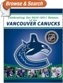 Celebrating the 2010-2011 Season of the Vancouver Canucks