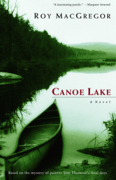 Canoe Lake Cover