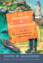 An Innocent in Newfoundland Cover