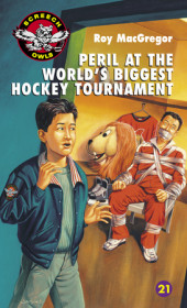 Peril at the World's Biggest Hockey Tournament Cover