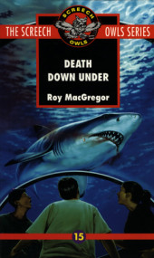 Death Down Under (#15) Cover