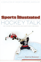 Sports Illustrated Hockey Talk Cover