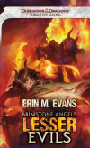Take Five with Erin M. Evans, 'Brimstone Angels: Lesser Evils'