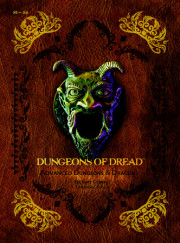 Return to 'Dungeons of Dread'!