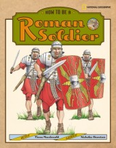 How to Be a Roman Soldier Cover