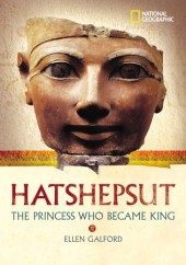 World History Biographies: Hatshepsut Cover