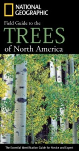 National Geographic Field Guide to Trees of North America Cover