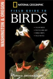 National Geographic Field Guide to Birds: Washington/Oregon Cover