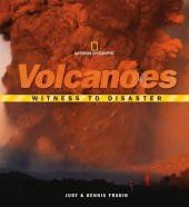 Witness to Disaster: Volcanoes Cover