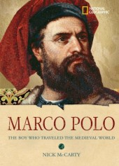 World History Biographies: Marco Polo Cover
