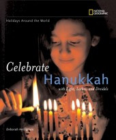 Holidays Around the World: Celebrate Hanukkah Cover
