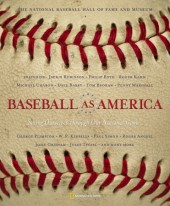 Baseball as America Cover