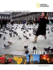 National Geographic Countries of the World: Italy Cover