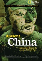 National Geographic Investigates: Ancient China Cover