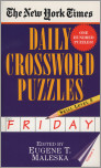 The New York Times Daily Crossword Puzzles (Friday), Volume I