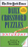 The New York Times Daily Crossword Puzzles (Saturday), Volume I
