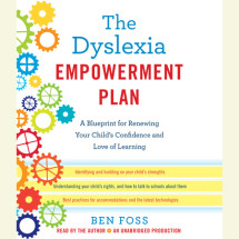 The Dyslexia Empowerment Plan Cover