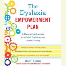The Dyslexia Empowerment Plan Cover