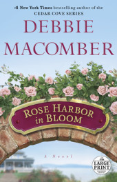 Rose Harbor in Bloom Cover