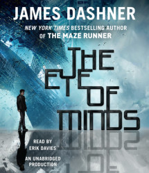 The Eye of Minds (Mortality Doctrine, Book One) Cover