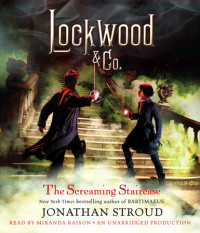 Lockwood and Co The Screaming Staircase