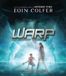WARP Book 1: The Reluctant Assassin Cover