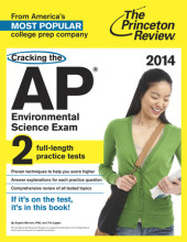 Cracking the AP Environmental Science Exam, 2014 Edition Cover