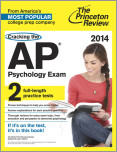 Cracking the AP Psychology Exam, 2014 Edition
