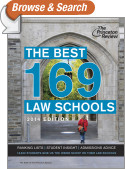 The Best 169 Law Schools, 2014 Edition