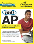 550 AP U.S. Government & Politics Practice Questions