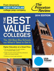 The Best Value Colleges, 2014 Edition