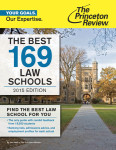 The Best 169 Law Schools, 2015 Edition