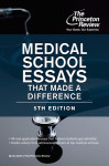 Medical School Essays That Made a Difference, 5th Edition