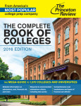 The Complete Book of Colleges, 2016 Edition