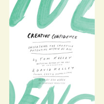 Creative Confidence Cover