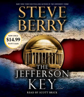 The Jefferson Key (with bonus short story The Devil's Gold) Cover