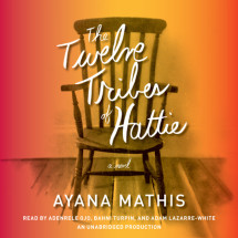 The Twelve Tribes of Hattie (Oprah's Book Club 2.0) Cover