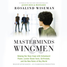 Masterminds and Wingmen Cover