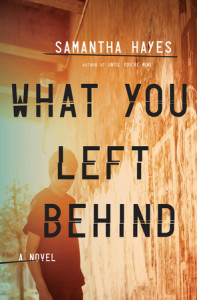 What You Left Behind cover art
