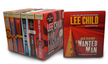 Lee Child CD Audiobook Bundle Cover