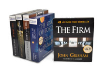 John Grisham CD Audiobook Bundle #1 Cover