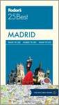 Fodor's Madrid 25 Best