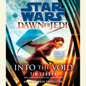 Into the Void: Star Wars (Dawn of the Jedi) Cover