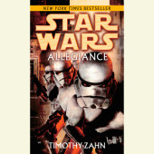 Allegiance: Star Wars Cover