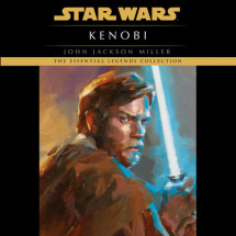 Kenobi: Star Wars Cover
