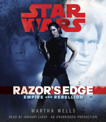 Razor's Edge: Star Wars Cover