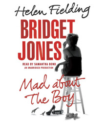 Bridget Jones: Mad About the Boy Cover