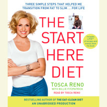 The Start Here Diet Cover